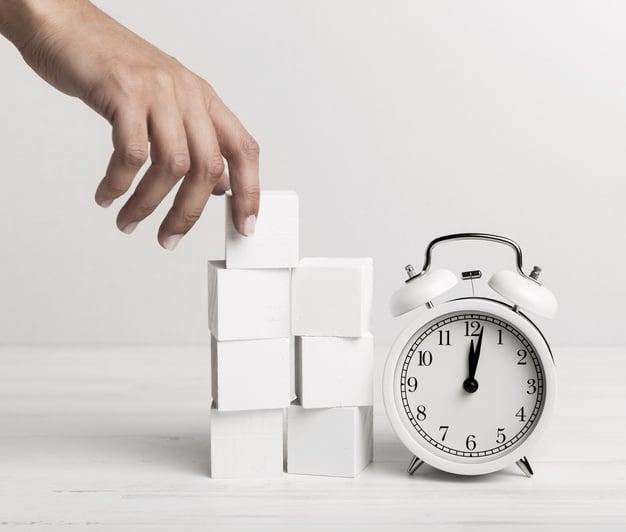 توجه به آیتمهای زمانبر در محاسبه متوسط مدت زمان بازسازی