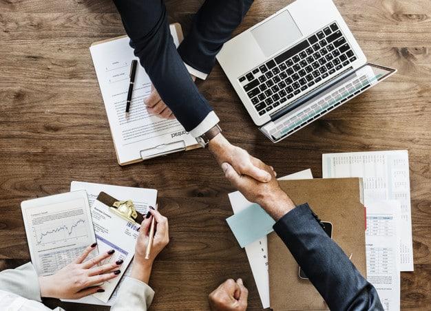 معرفی ساده قرارداد پیمانکاری با مصالح