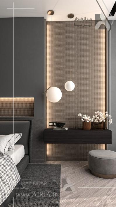 اهمیت طراحی اتاق خواب یا سالن نشیمن خانه چقدر است؟