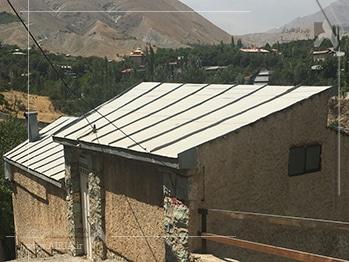بازسازی سقف ویلا جزء لیست بازسازی ویلا است