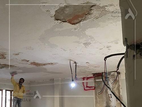 تأسیسات موقتی در پروژه های بازسازی نباید کم اهمیت دیده شود.