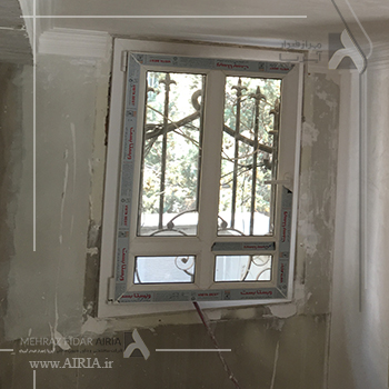 تعویض پنجره های قدیمی با پنجره های دوجداره از تعمیرات جزئی در بازسازی می باشد