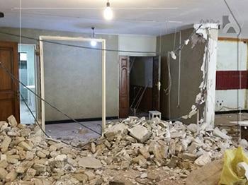 تغییر نقشه معماری خانه بخشی از بازسازی آن است