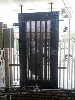 درب ورودی باید بعنوان یکی از بخشهای مختلف ساختمان برای بازسازی کنترل شود