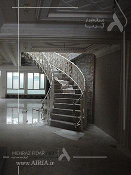 لابی ساختمان یکی از بخشهای مهمی است که در زمان بازسازی باید کنترل شود