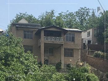 نمای ساختمان ویلا نیز نیاز به بازسازی دارد