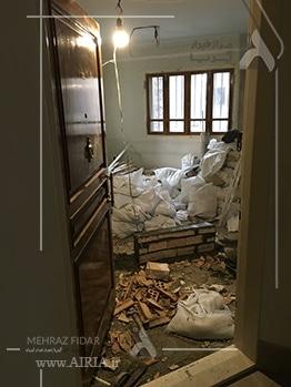 نیاز به تعویض درب ورودی خانه در زمان بازسازی