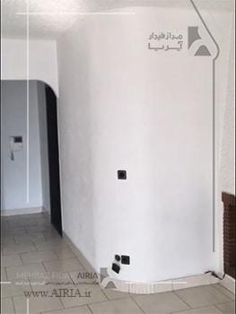 آیتمهای مختلف هزینه بازسازی خانه در خیابان سیمرغ تهران