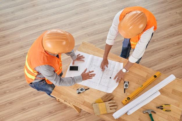 تیم اجرایی متخصص می تواند بازسازی با کیفیت را انجام دهد