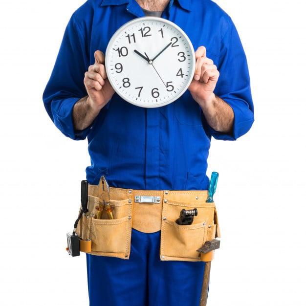زمان کافی برای انجام بازسازی بر روی کیفیت تأثیر زیادی دارد